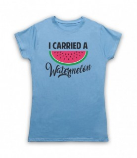 Dirty Dancing I Carried A Watermelon T-Shirt