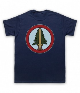 Twin Peaks Bookhouse Boys Badge T-Shirt