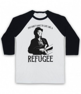 Tom Petty Refugee Baseball Tee