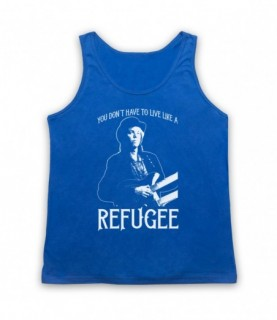 Tom Petty Refugee Tank Top...