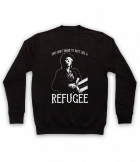 Tom Petty Refugee Hoodie Sweatshirt Hoodies & Sweatshirts