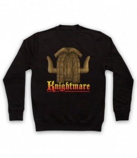 Knightmare Kids TV Logo Hoodie Sweatshirt Hoodies & Sweatshirts