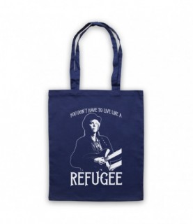 Tom Petty Refugee Tote Bag