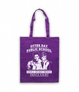 Big Little Lies Elvis & Audrey Themed Trivia Night Tote Bag