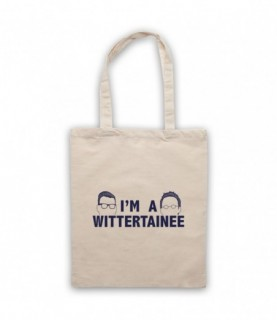 Kermode & Mayo I'm A Wittertainee Tote Bag
