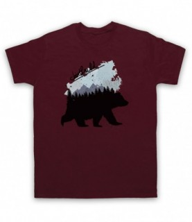 Join The Wild Bear T-Shirt