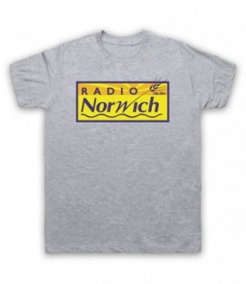 Alan Partridge Radio Norwich 106.5fm T-Shirt
