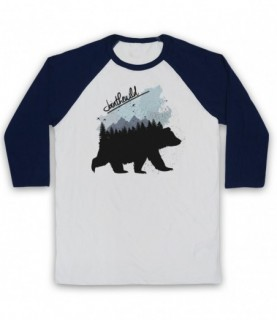 Join The Wild Bear Baseball Tee