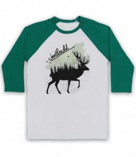 Join The Wild Deer Baseball Tee