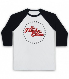 Outkast So Fresh So Clean Baseball Tee