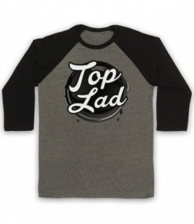 Top Lad Funny Hipster...