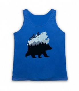Join The Wild Bear Tank Top Vest