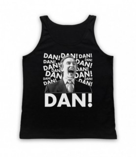 Alan Partridge Dan! Tank Top Vest