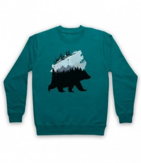 Join The Wild Bear Hoodie Sweatshirt Hoodies & Sweatshirts