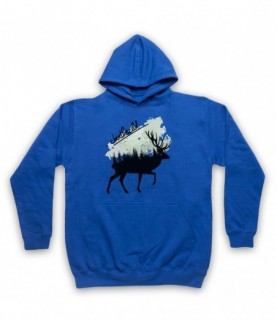 Join The Wild Deer Hoodie Sweatshirt Hoodies & Sweatshirts