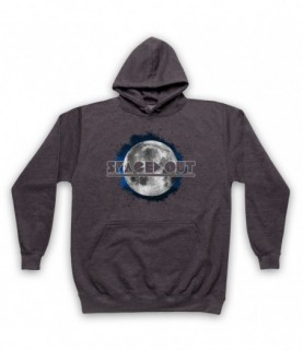 Spaced Out Astronomy Lover Hoodie Sweatshirt Hoodies & Sweatshirts