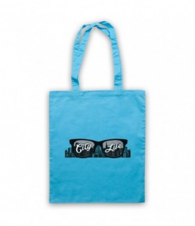 City Life Sunglasses Tote Bag