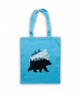Join The Wild Bear Tote Bag