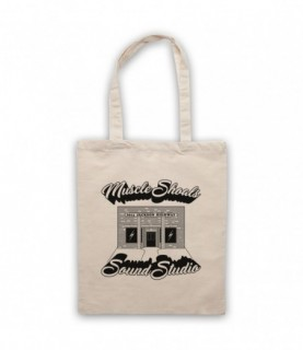 Muscle Shoals Sound Studio 3614 Jackson Highway Tote Bag