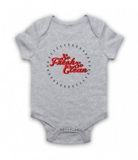 Outkast So Fresh So Clean Baby Grow Bib