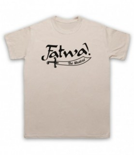 Curb Your Enthusiasm Fatwa The Musical T-Shirt