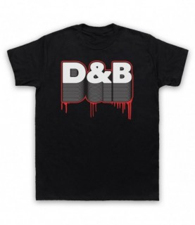 D&B Drum And Bass T-Shirt