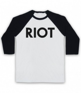 It's Always Sunny In Philadelphia Riot As Worn By Mac Baseball Tee