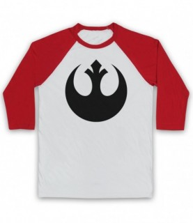 Star Wars Rebel Alliance Logo Baseball Tee