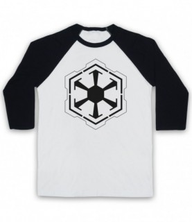 Star Wars Sith Empire Logo Baseball Tee
