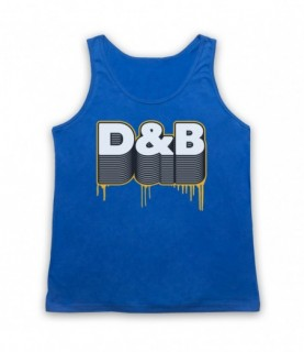 D&B Drum And Bass Tank Top...