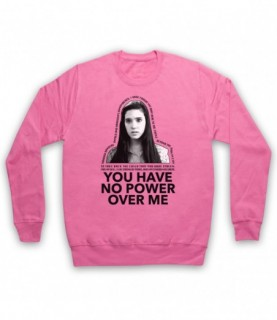 Labyrinth Sarah You Have No Power Over Me Hoodie Sweatshirt Hoodies & Sweatshirts