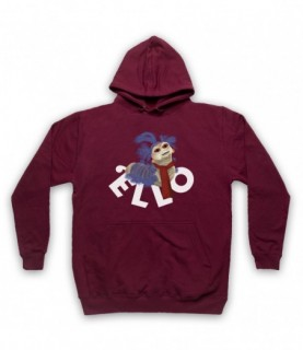 Labyrinth The Worm 'Ello Hoodie Sweatshirt Hoodies & Sweatshirts