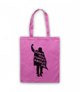 Breakfast Club Don't You Forget About Me Tote Bag