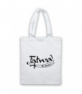Curb Your Enthusiasm Fatwa The Musical Tote Bag