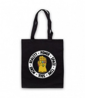 Avengers Thanos Infinity Gauntlet Tote Bag