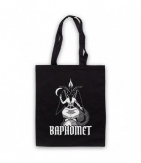 Baphomet Occult Sabbatic Goat Deity  Tote Bag