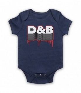 D&B Drum And Bass Baby Grow...