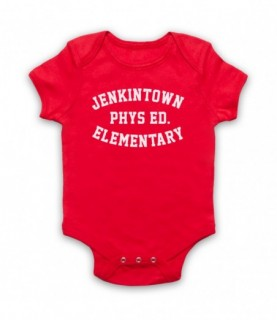 Goldbergs Jenkintown Elementary Phys Ed Baby Grow Bib