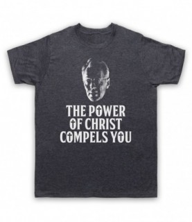 Exorcist The Power Of Christ Compels You T-Shirt
