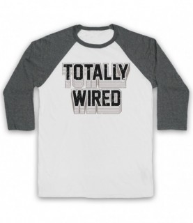 Fall Totally Wired Baseball Tee