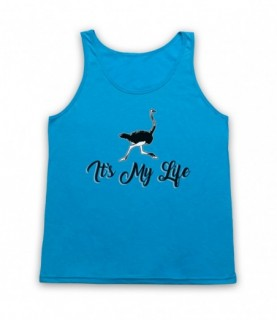 Talk Talk It's My Life Tank Top Vest