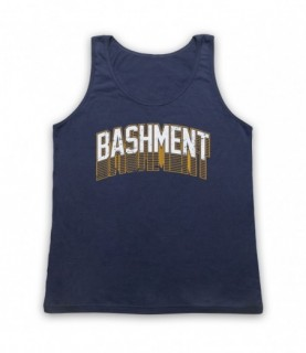 Bashment Jamaican Dancehall Music Tank Top Vest