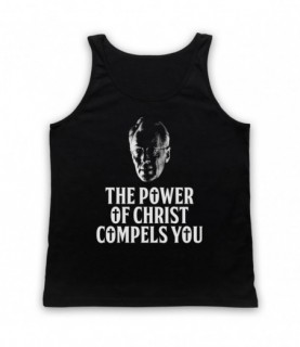 Exorcist The Power Of Christ Compels You Tank Top Vest