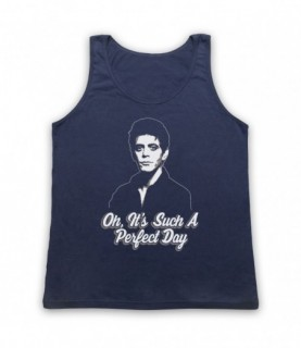 Lou Reed Perfect Day Tank Top Vest