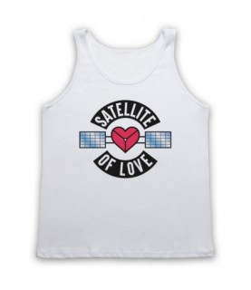 Lou Reed Satellite Of Love Tank Top Vest