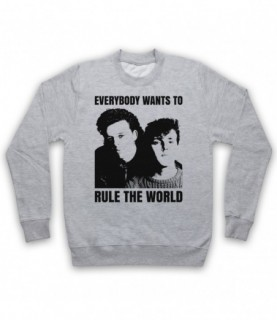 Tears For Fears Everybody Wants To Rule The World Hoodie Sweatshirt Hoodies & Sweatshirts