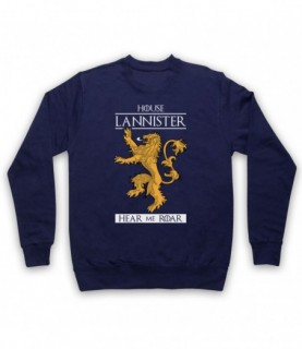 Game Of Thrones House Lannister Hoodie Sweatshirt Hoodies & Sweatshirts