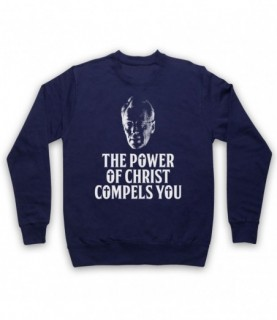 Exorcist The Power Of Christ Compels You Hoodie Sweatshirt Hoodies & Sweatshirts