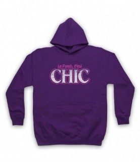 Chic Le Freak C'est Chic Disco Slogan Hoodie Sweatshirt Hoodies & Sweatshirts
