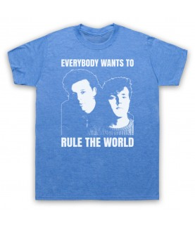 Tears For Fears Everybody Wants To Rule The World T-Shirt